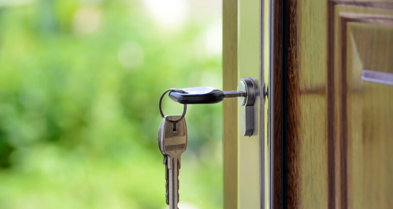 Should property owners change the locks?